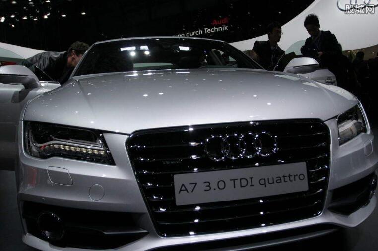 奥迪A7型柴油发动机汽车被召回