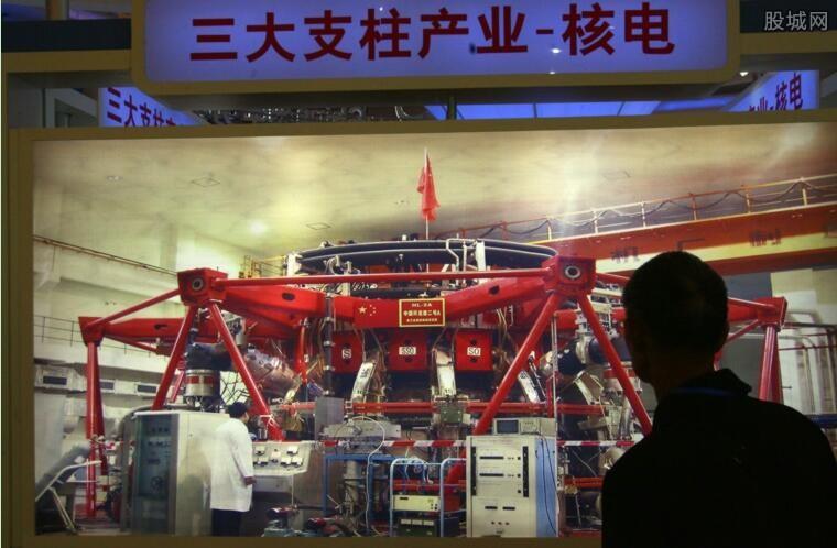 中俄签署最大核能合作项目