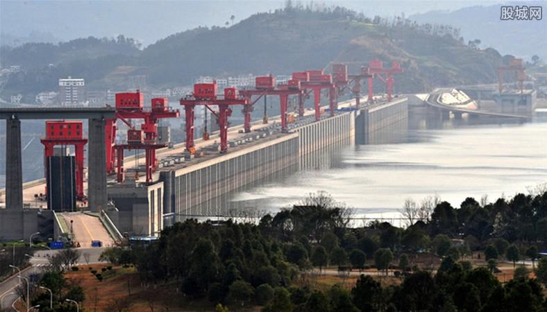 中国超级工程东德水电站