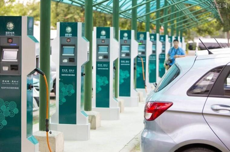 充电桩新技术新产品亮相