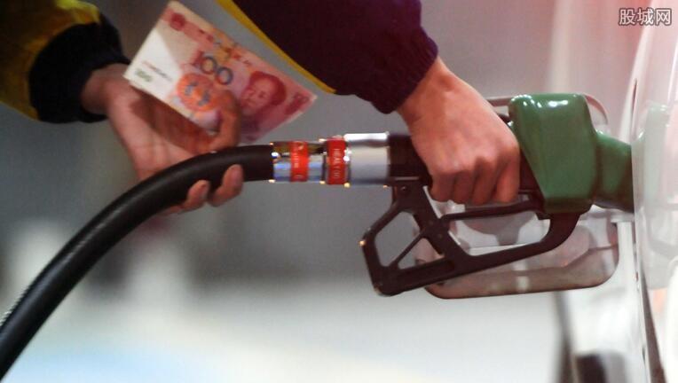 7月9日油价上涨