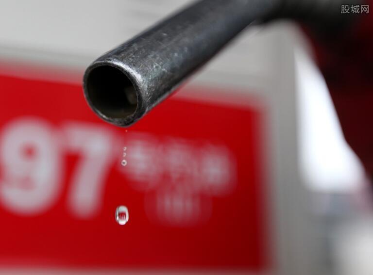 成品油价上升