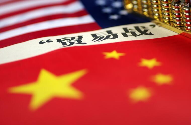 中美贸易战清单引发恐慌