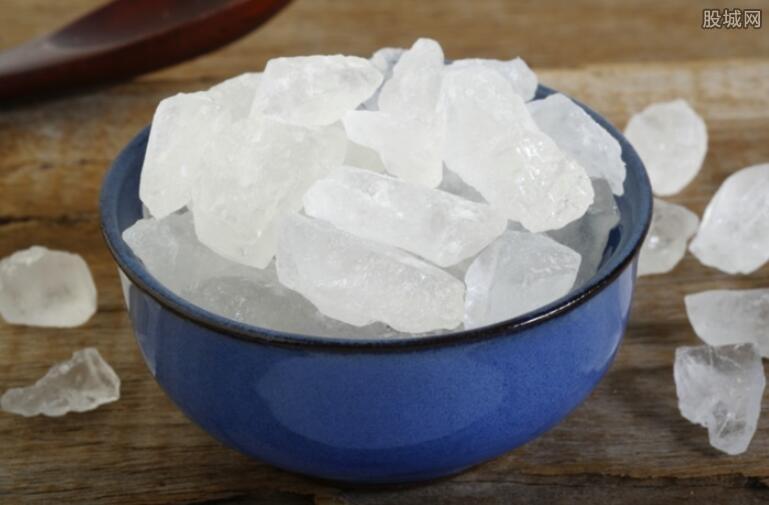 食糖价格6月跌18%
