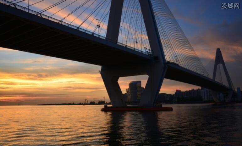 嘉绍大桥将于6月开通
