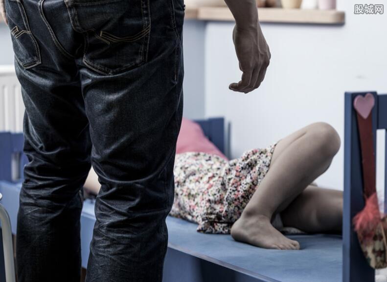 女孩遭男友哥哥轮奸