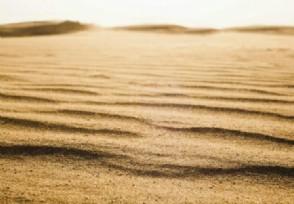 见过传说中的流沙河吗?这段震撼实拍恐怖至极