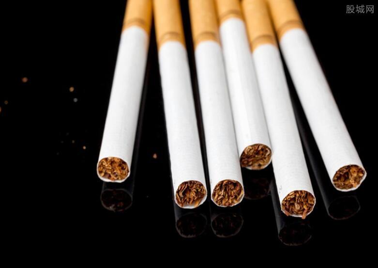 国产香烟境外走一圈