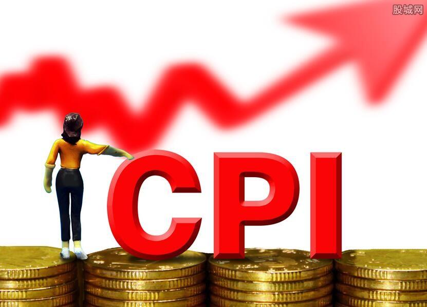 CPI上涨1.4%