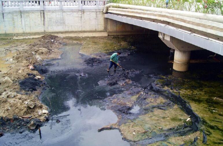严打污染水环境违法行为