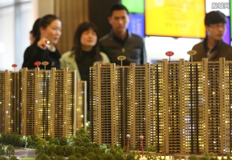 大中城市住宅销售价格