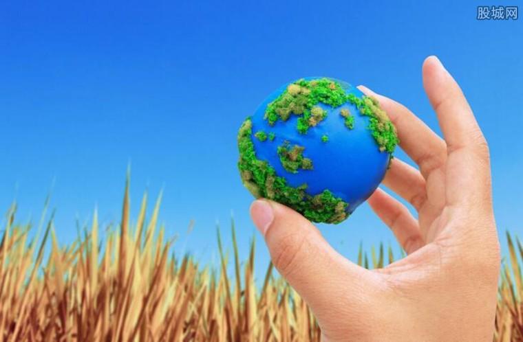 加强生态环境保护