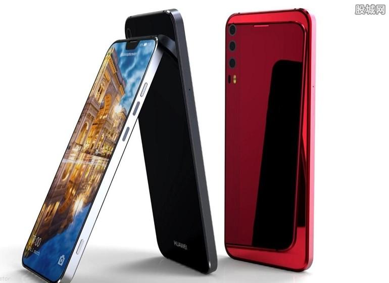 华为新款手机将上市
