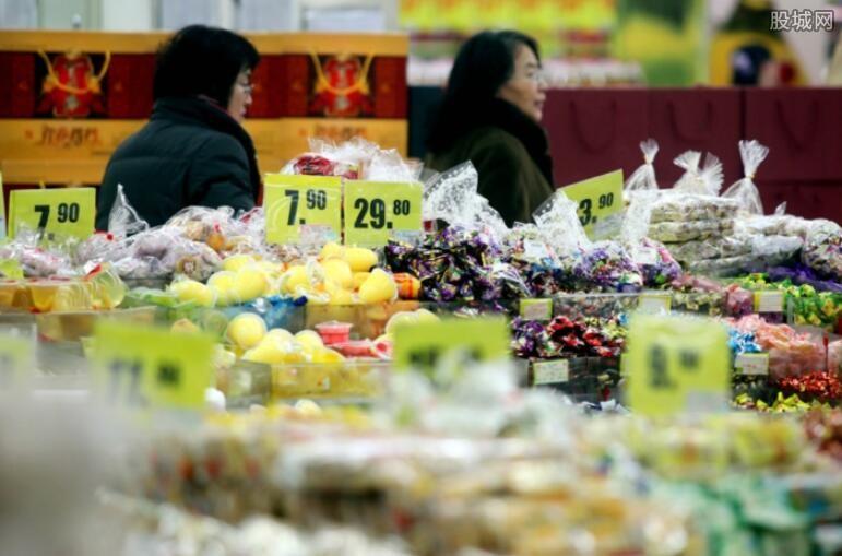食品价格上涨0.5%