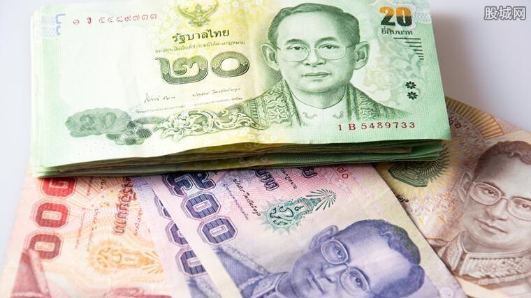 泰铢对人民币汇率走势