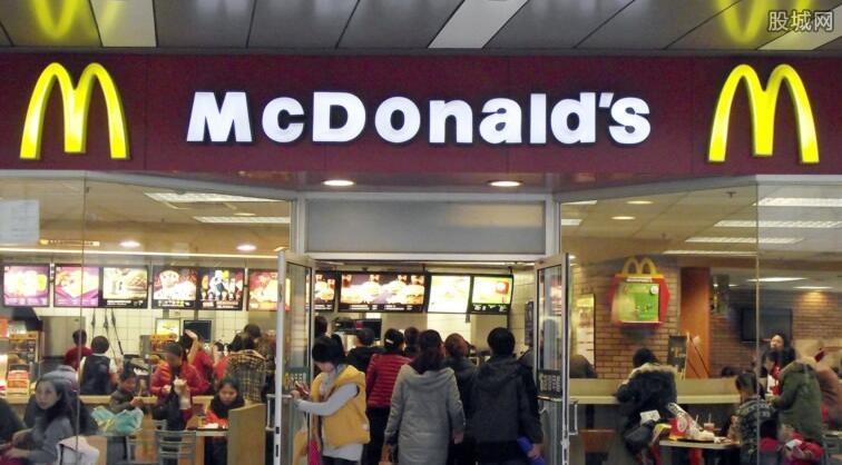 麦当劳纪念币遭到疯抢
