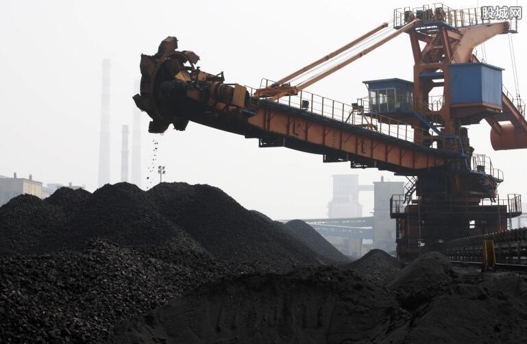 全国煤炭进口同比增长