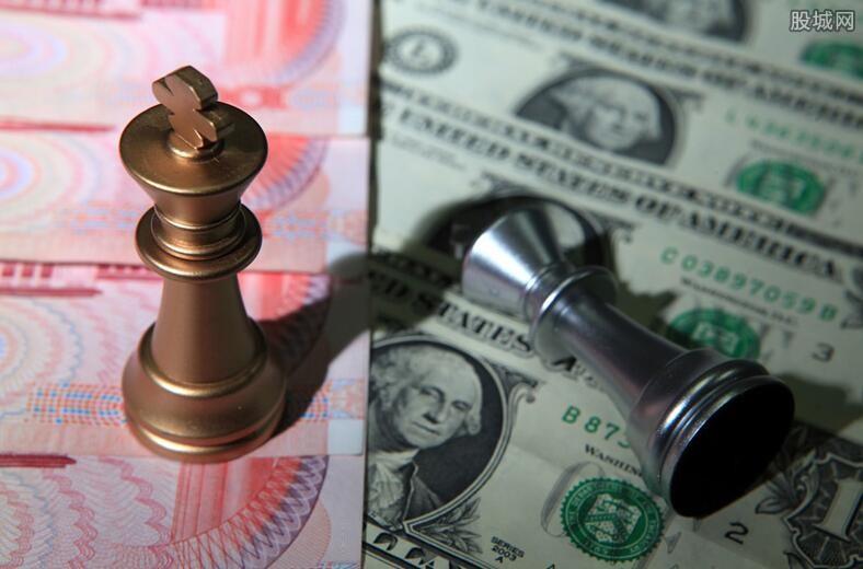 人民币汇率上涨