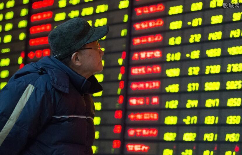 金融板块集体上涨