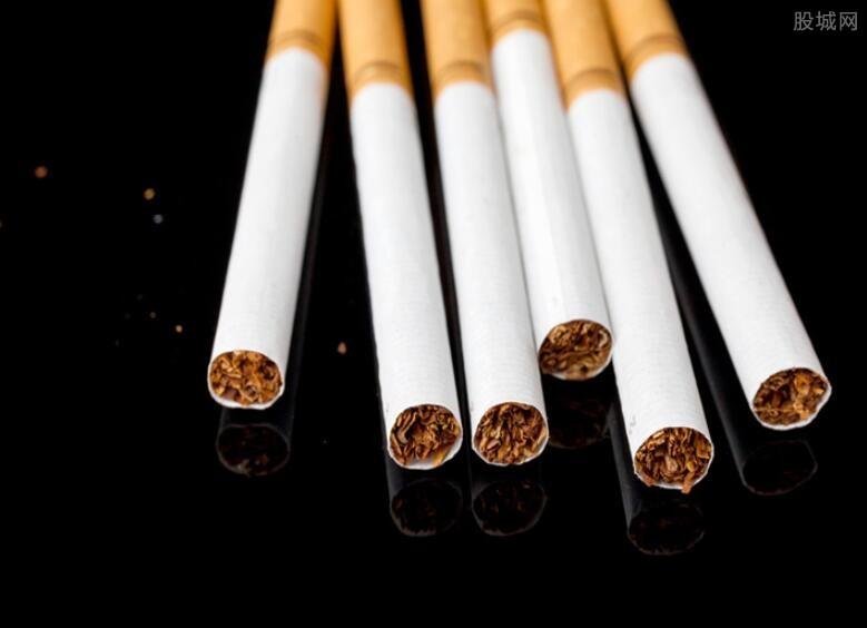 国企烟草员工待遇丰厚
