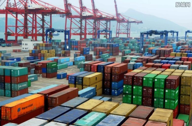 港口集装箱吞吐量环比增长9.8%