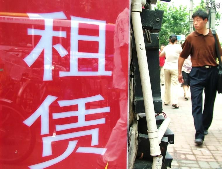杭州租房市场有所上涨