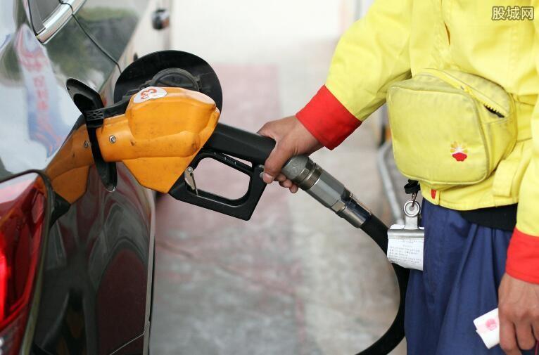 国际原油先涨后跌
