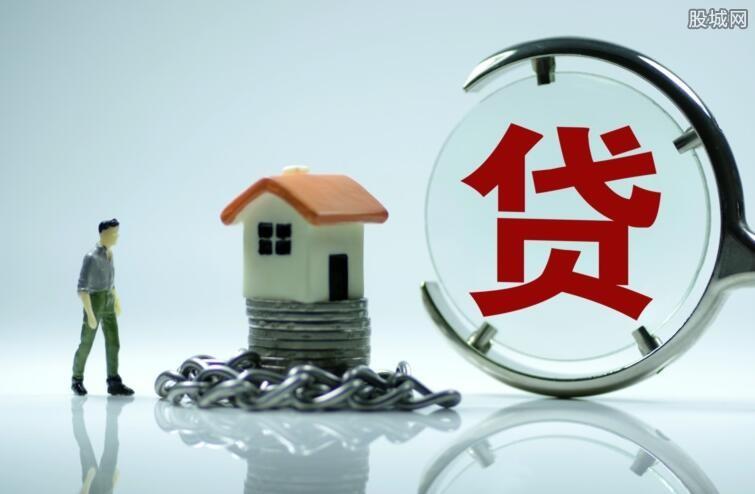 个人住房贷款回落