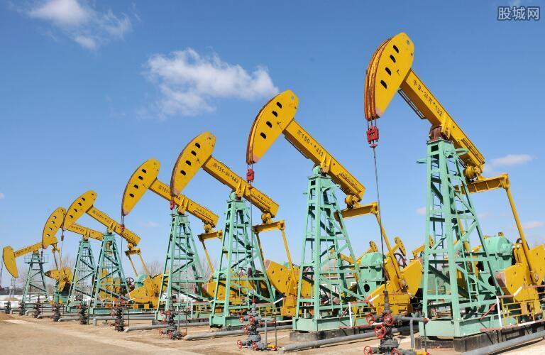 世界原油价格回暖