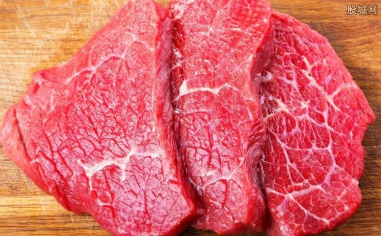 欧盟欲进口美国牛肉