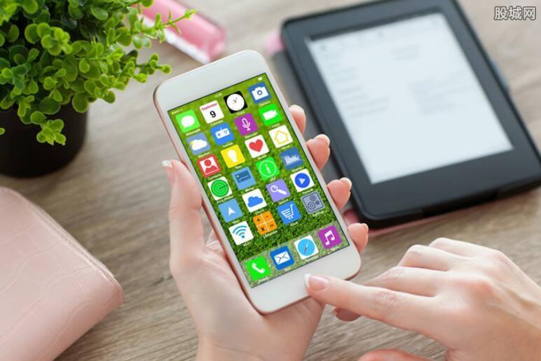智能手机市场增长趋势