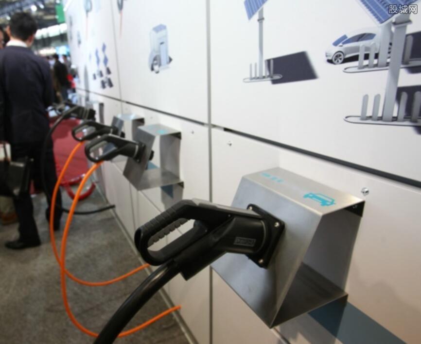上海国际充电桩展开幕