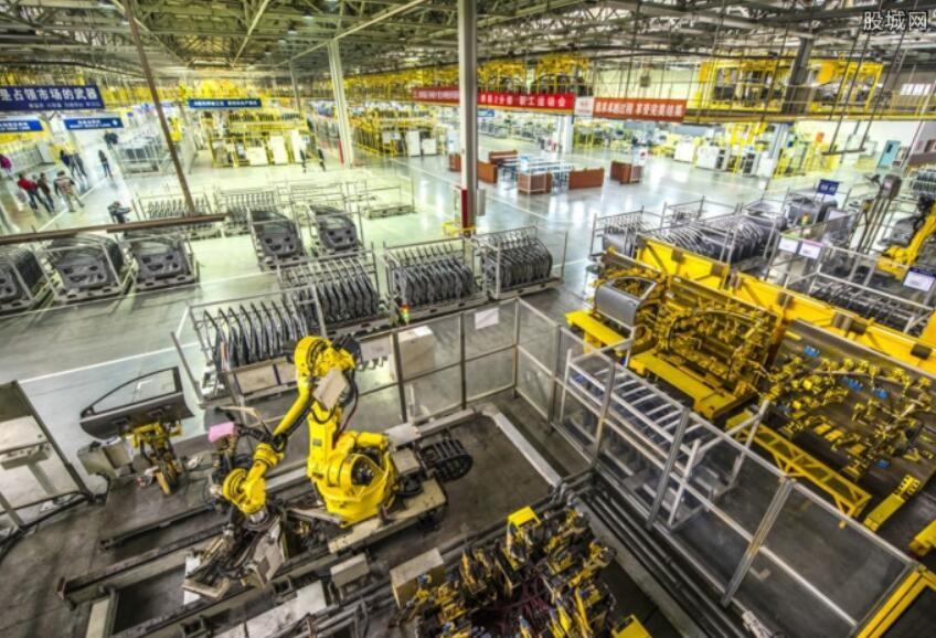 机械工业发展平稳