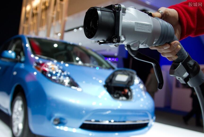 新能源汽车销量上升
