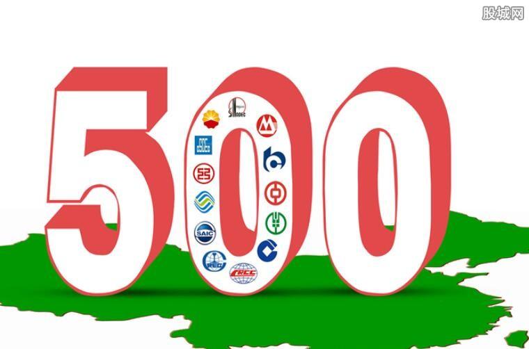 中国民企500强