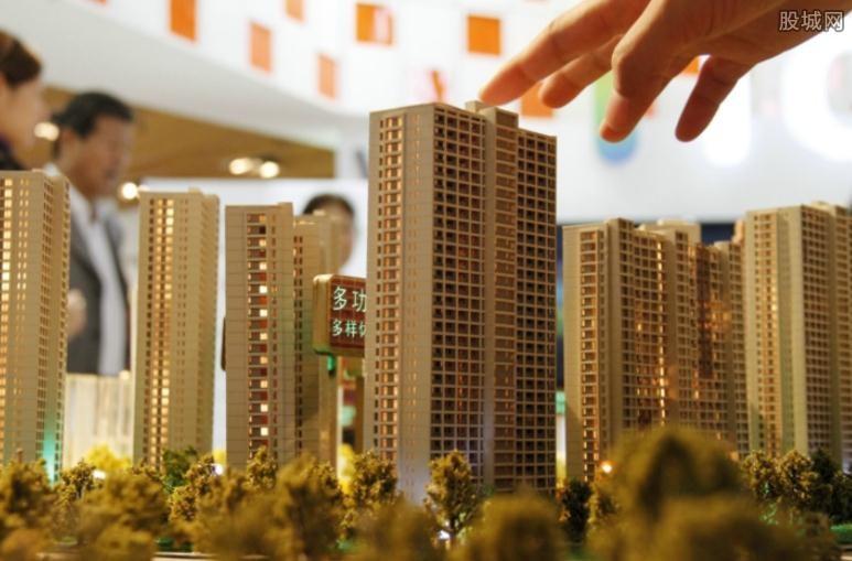 房地产市场仍然在调整中