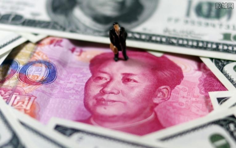 人民币升值趋势