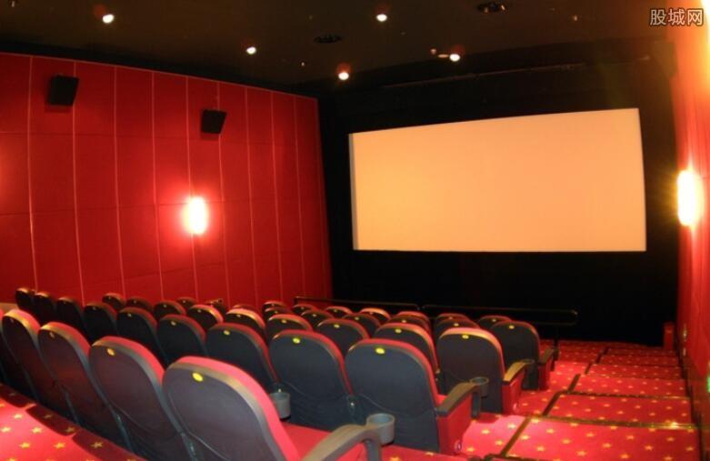 电影行业院线加速洗牌