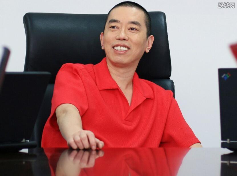 史玉柱辞任巨人网络CEO