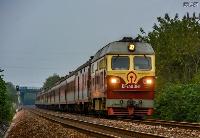 中国铁路总公司挂牌