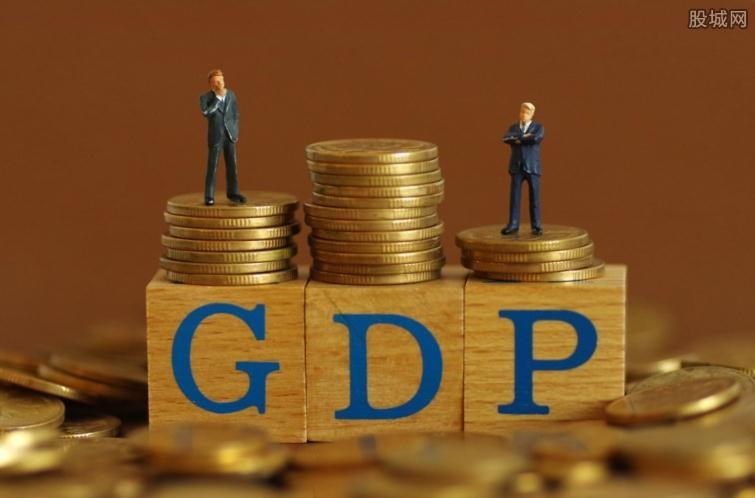 我国去年GDP增速为7.8%