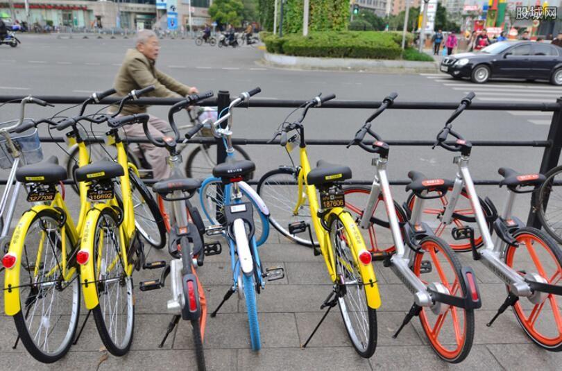 共享单车市场火爆