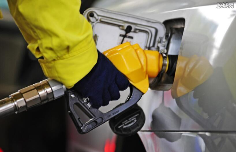油价年内第九次上调