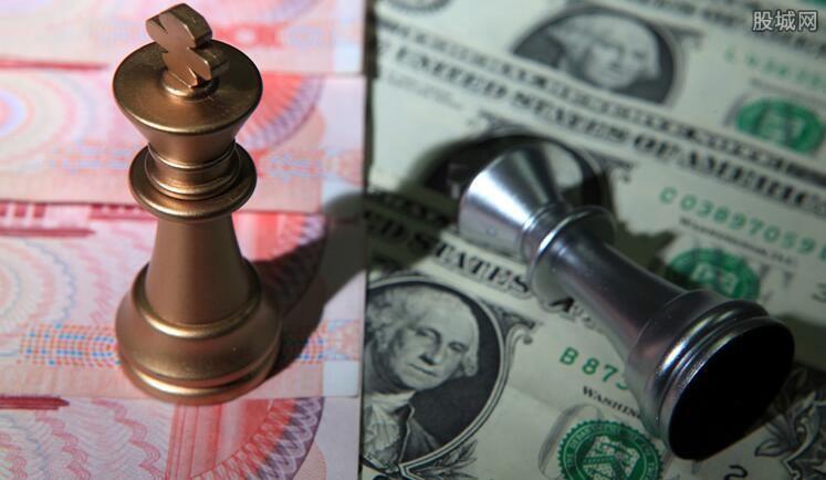 人民币对美元汇率最新消息