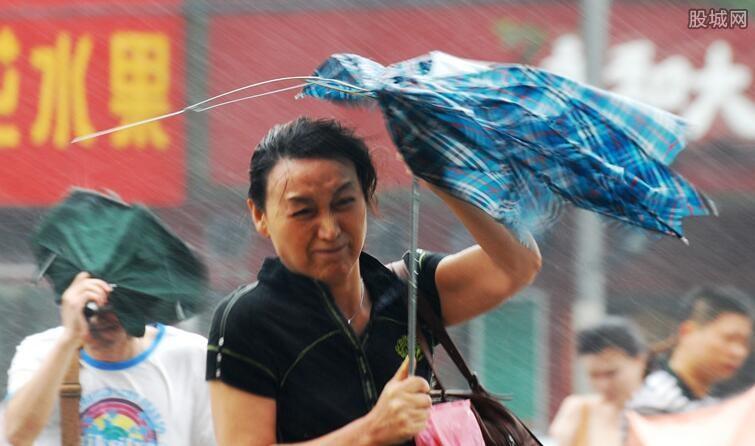 山竹在全亚洲造成巨大影响