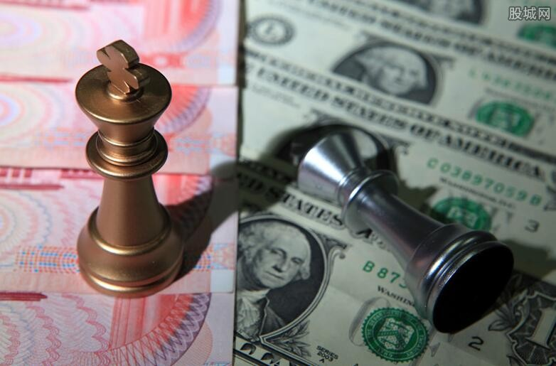 人民币小幅度升值
