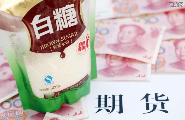 广西白糖价格走势
