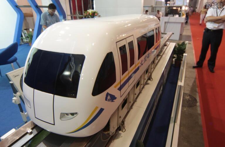 中国高铁亮相国际大展