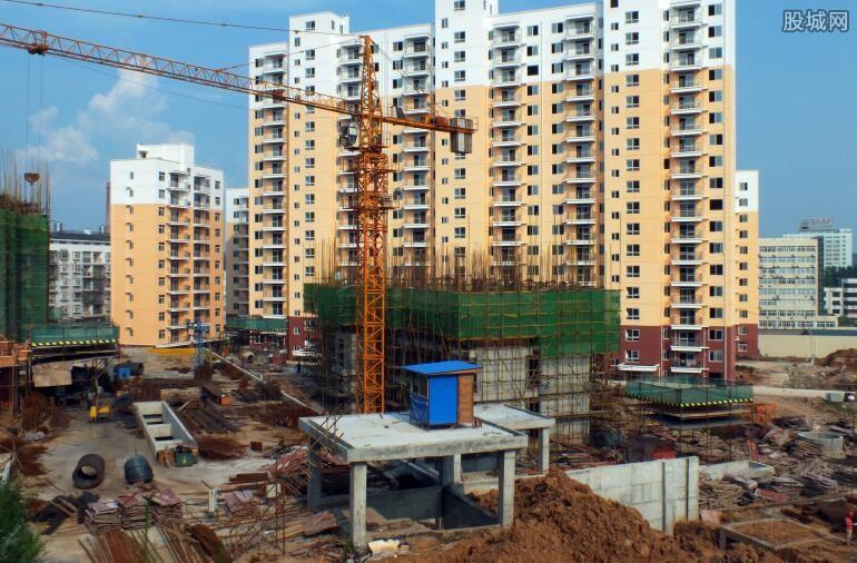 北京商品房新开工面积