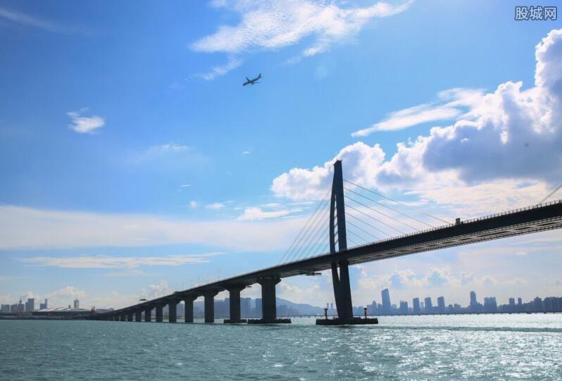 珠港澳大桥测试